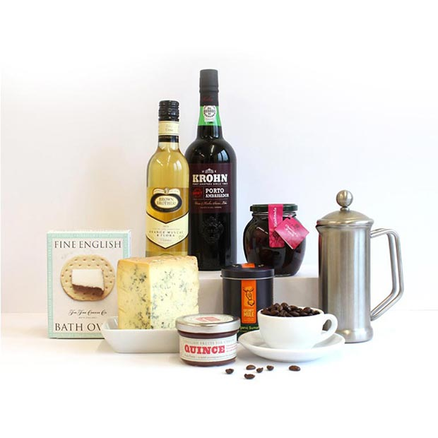 Hinchliffe's After Dinner Hamper