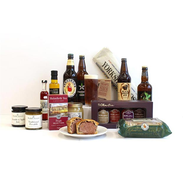 Hinchliffe's Best of Yorkshire Luxury Hamper