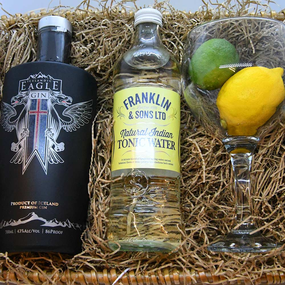 Eagle Gin Hamper