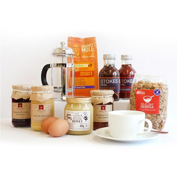 Hinchliffe's Luxury Breakfast Hamper