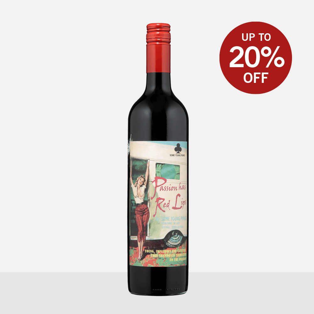 Wine of the month - red