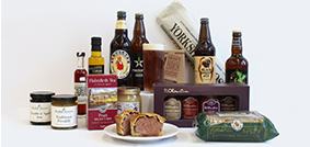 HINCHLIFFE'S HAMPERS From sweet treats and breakfast beauties to lazy suppers and condiments, there are 10 hampers to choose from in our hampers range.